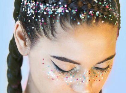 2094b8ffa0cd31403b8d77597e31f570-glitter-braids-glitter-eyes